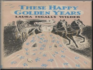 These Happy Golden Years - the fictional story