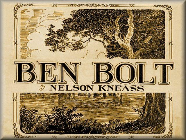 """""""Ben Bolt"""""""