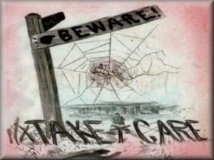 """""""Beware!"""""""
