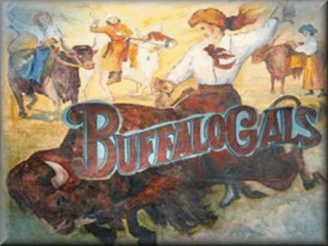 """Buffalo Gals"""