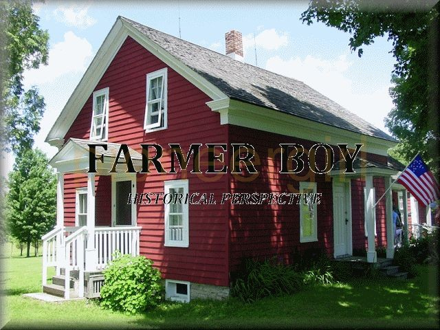 Farmer Boy – historical perspective
