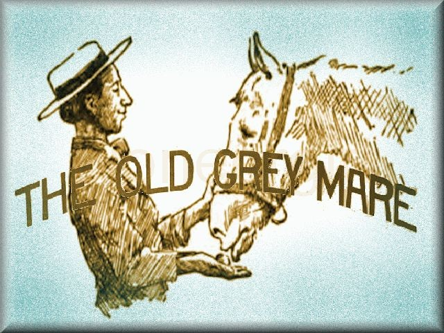 """Down in Alabam'"" / ""The Old Gray Mare"""