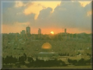 """Jerusalem the Golden"