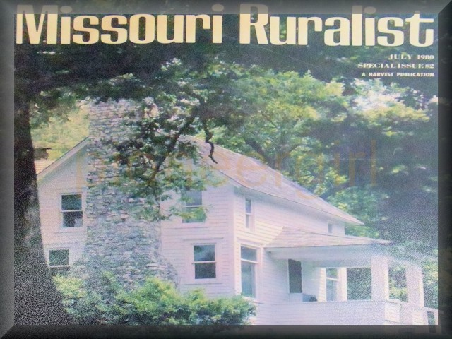 The Missouri Ruralist