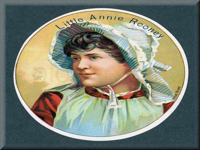 """""""Little Annie Rooney"""""""