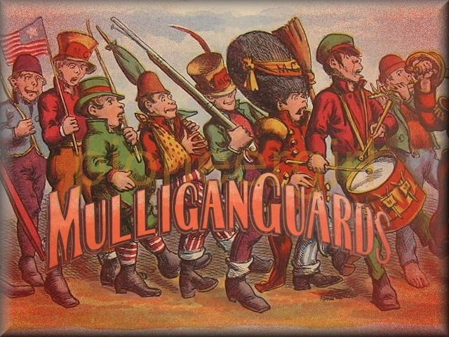 """The Mulligan Guard"" / ""The Skidmore Guard"""