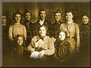 Joseph Bouchie family