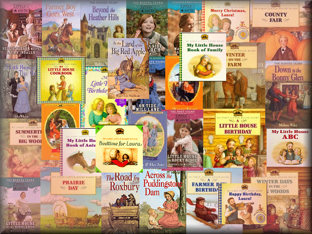 Spin-offs and Adaptations of the Little House Books