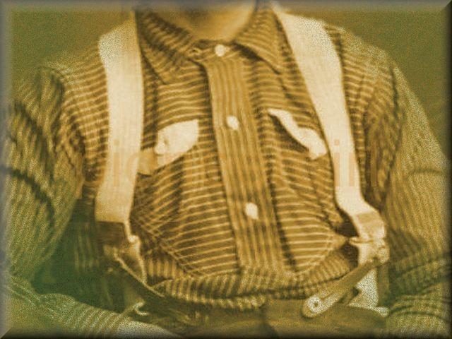galluses / suspenders