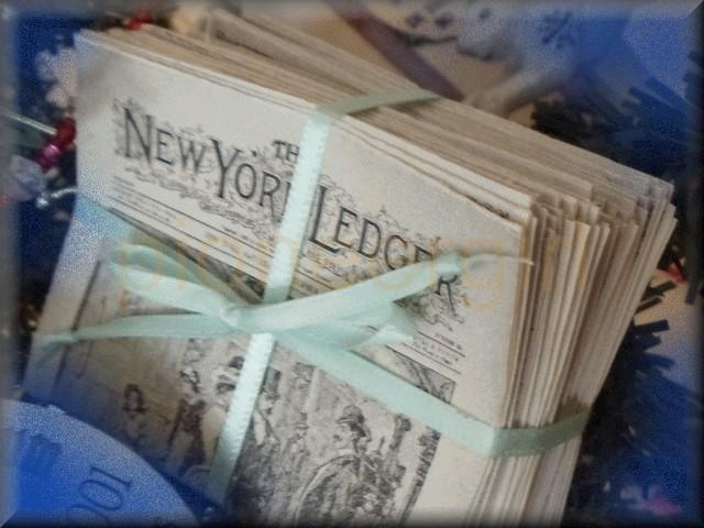 The New York Ledger