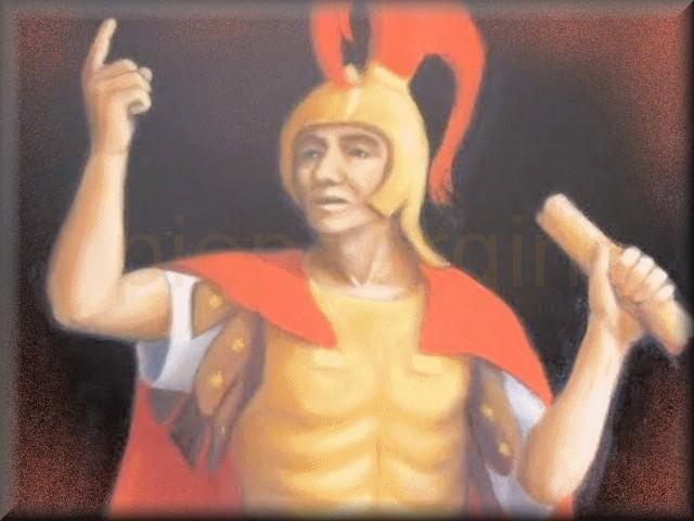 Supposed Speech of Regulus
