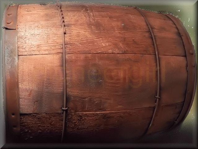 missionary barrel