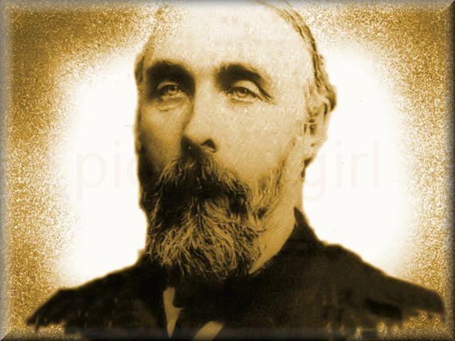 Reverend Edwin H. Alden