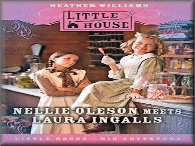 Nellie Oleson Meets Laura Ingalls