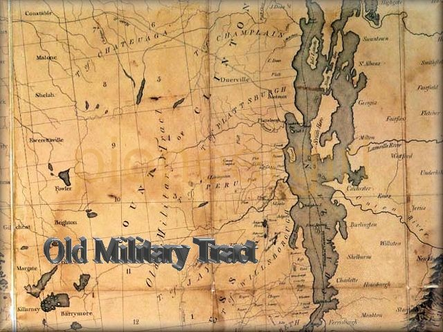 Old Military Tract