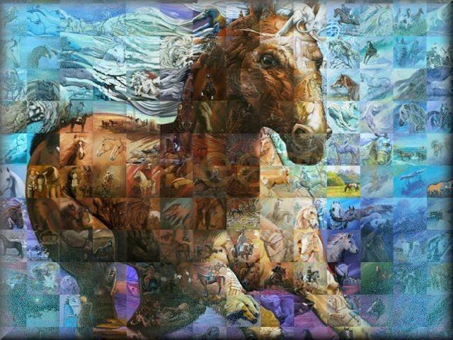 le cadeau du cheval