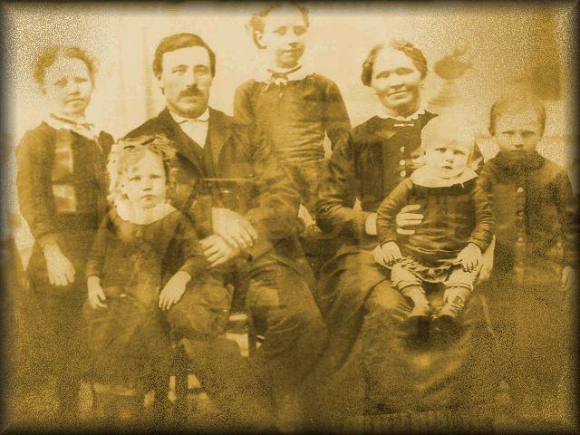 Eleck Nelson family