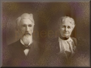 Rev. Horace Woodworth family