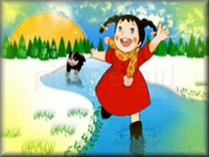 Laura, the Prairie Girl