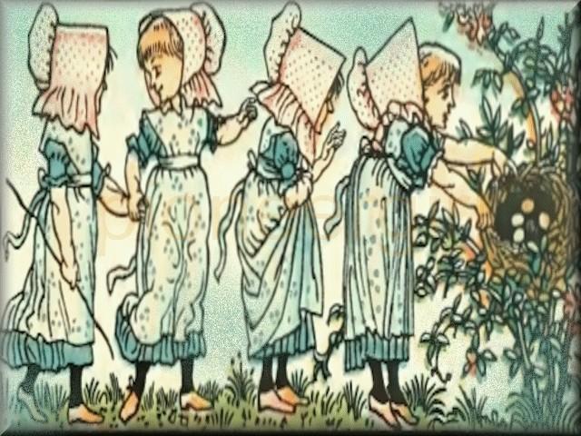 """Elizabeth, Elspeth, Betsy, and Bess"""