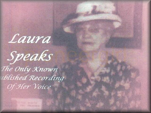 Laura Speaks