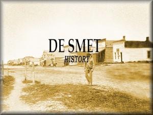 De Smet history