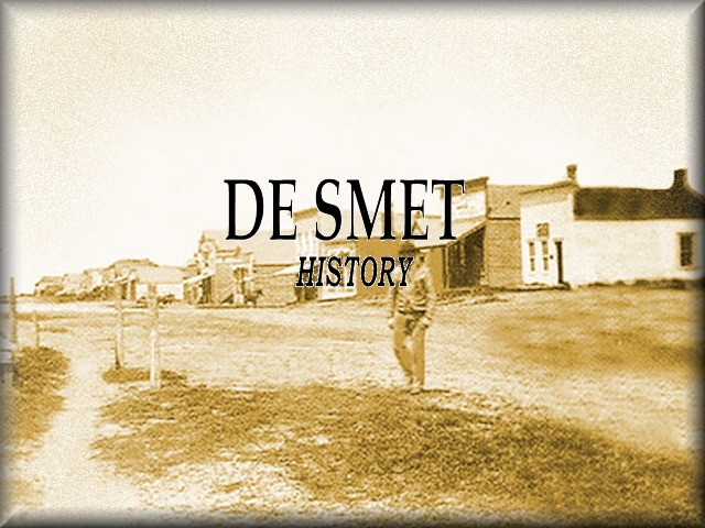 De Smet during the Little house years