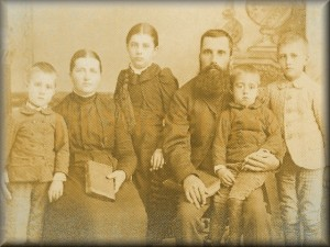 Arthur Whiting family