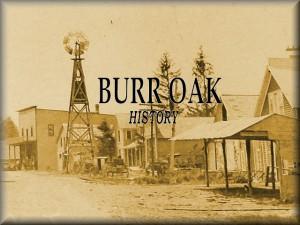 Burr Oak history