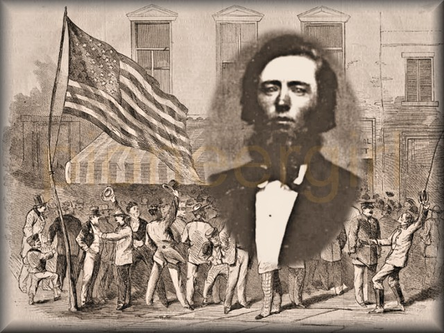 Charles Ingalls: The Civil War Years